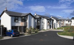 Wexford holiday home development of 45 no. detached & semi-detached homes - carried out by McKelan Construction of Wexford.