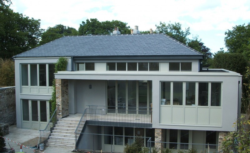 Extension & Alteration to existing villa style dwelling by McKelan Construction Ltd, Wexford, Ireland